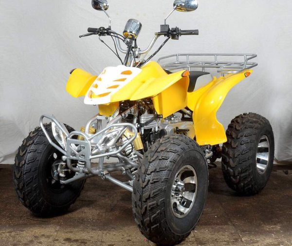 ATV Bike yello