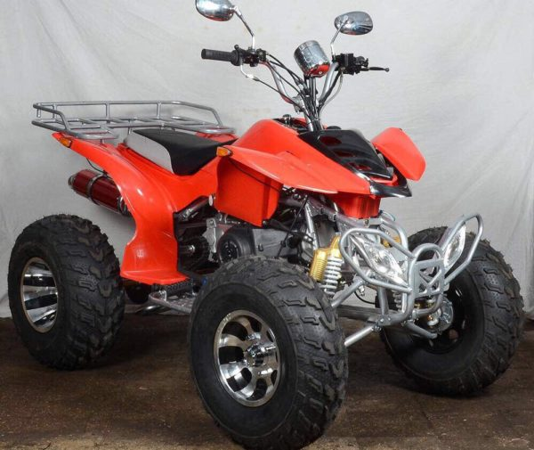ATV Bike Red