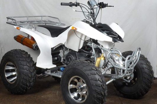 ATV Bike white