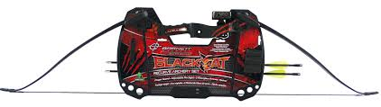 Barnett Blackcat Youth Recurve Bow Kit2