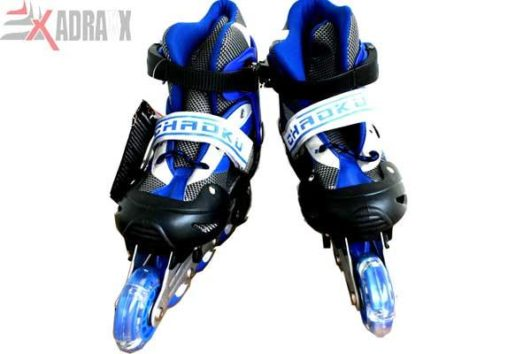 Adjustable Inline Skates for Adults